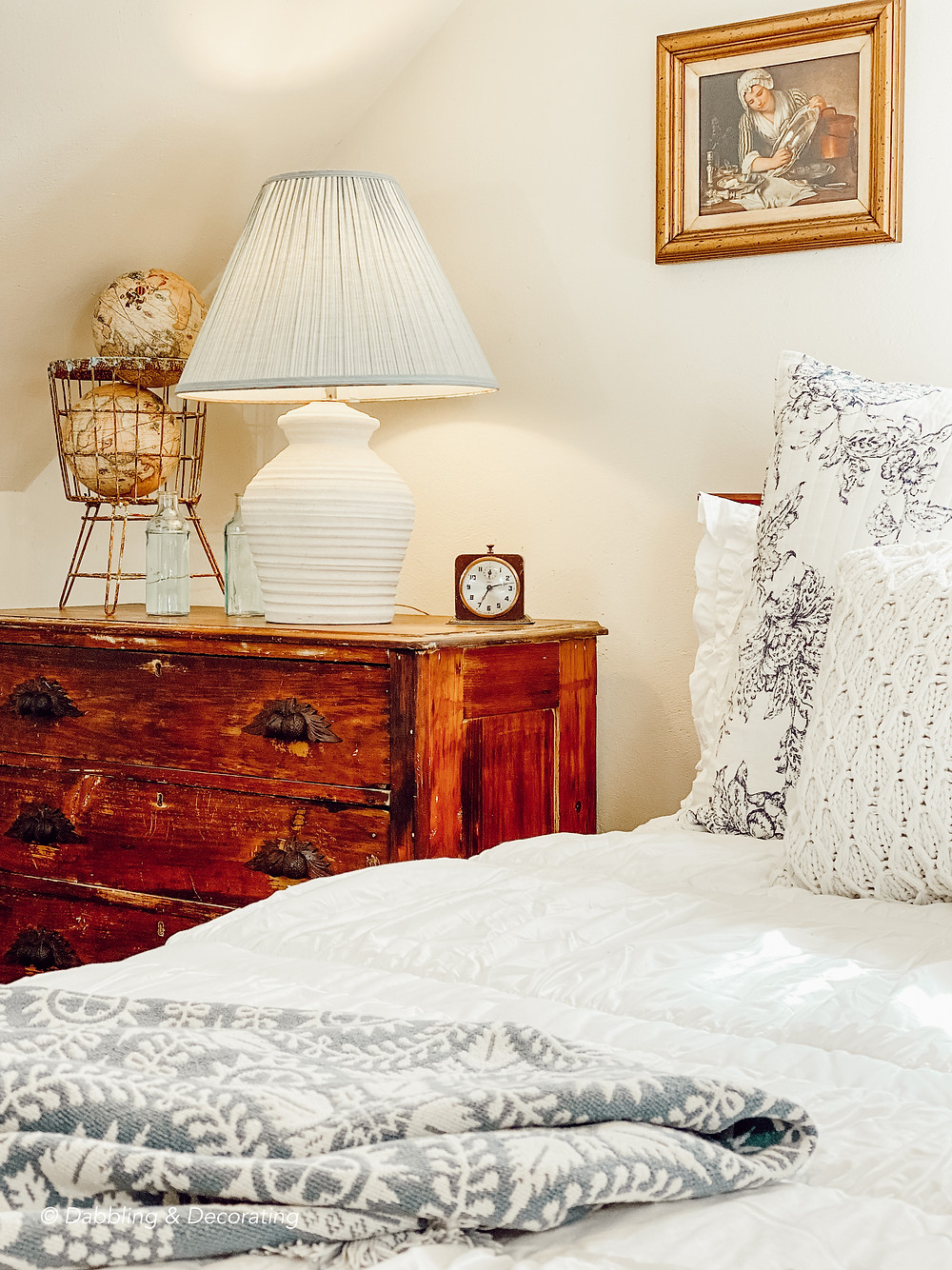 Glamping in our Attic Guest Bedrooms with Beddy's Bedding