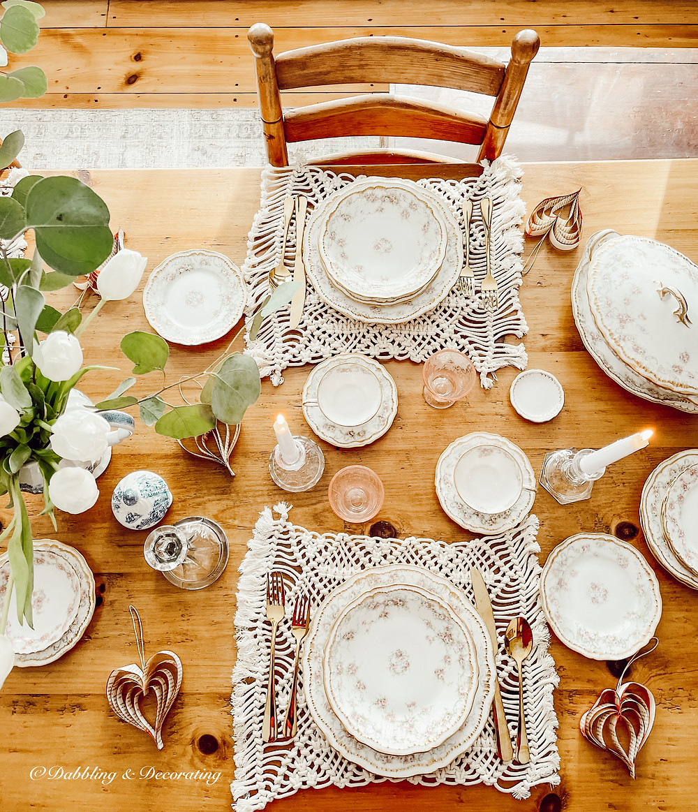 How to Style a Timeless Sprint Table