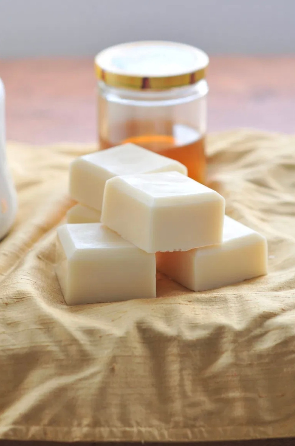 DIY Honey Soap