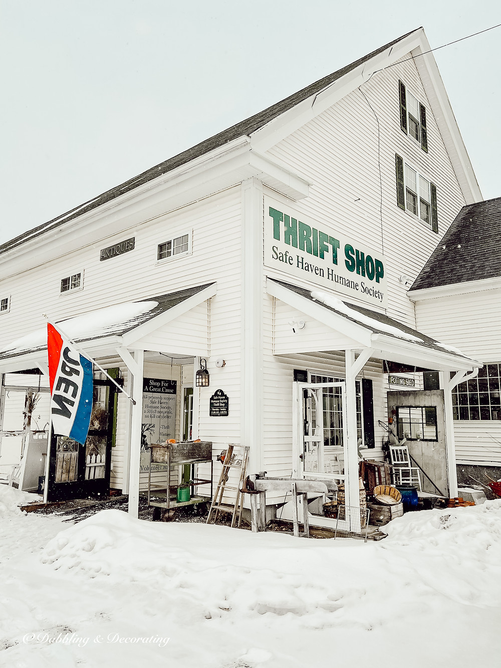 Safe Haven Human Society Thrift Shop