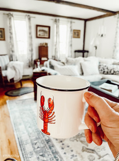 A Heartfelt Week in Maine Thrifting and Decorating!