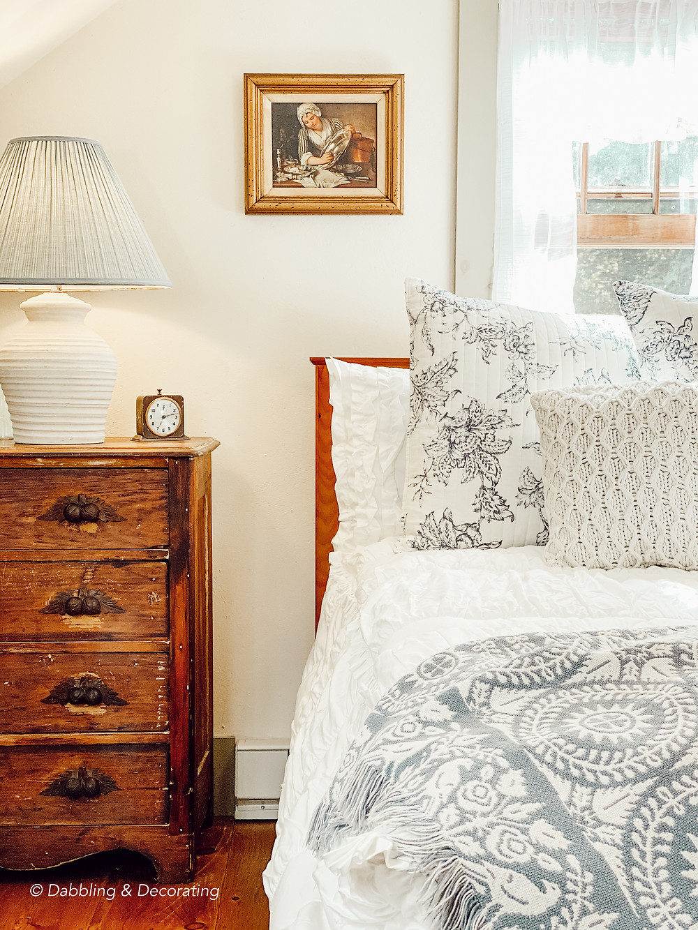 Glamping in our Small Attic Guest Bedrooms with Beddy's Bedding