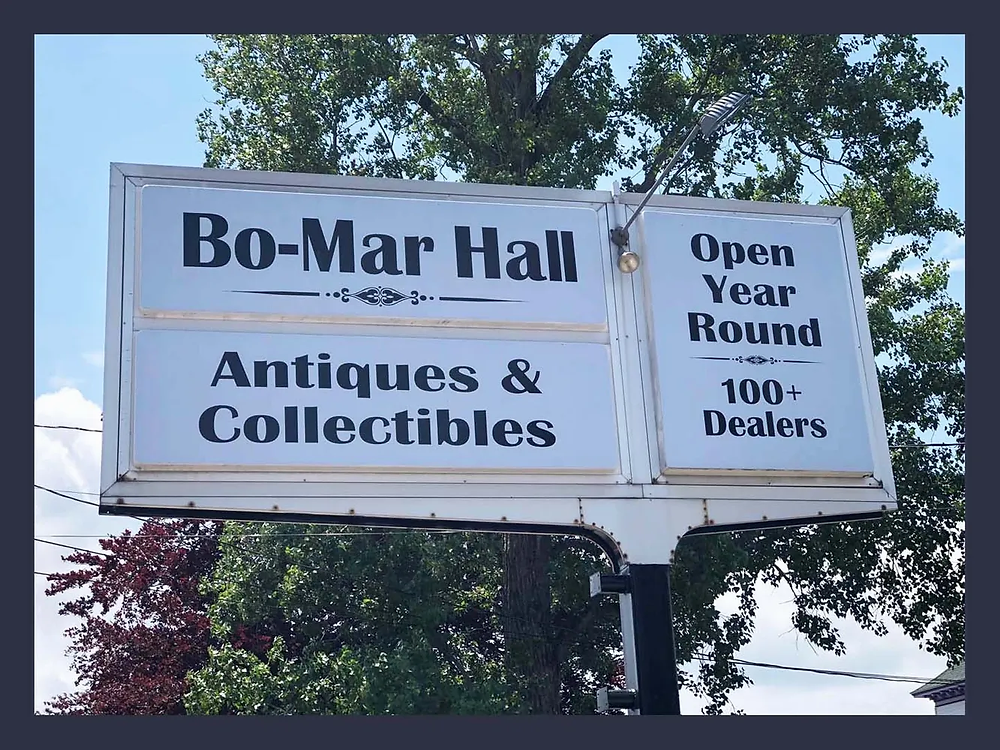Bo-Mar Hall Antiques and Collectibles