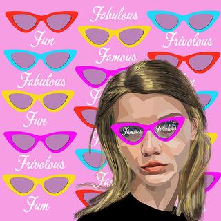 frivolous,fun & fabulous