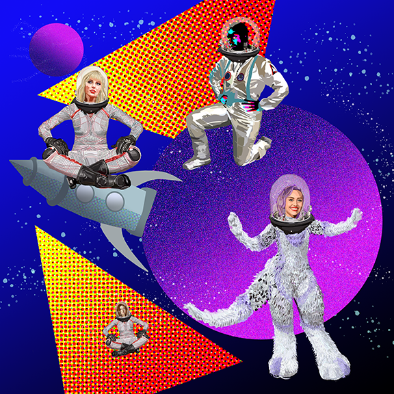 Space Travel!
