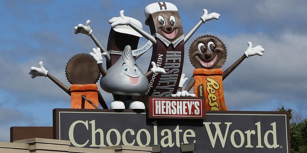 FREE Presentation: Philadelphia with Chocolate & Gardens