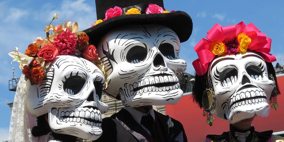 FREE Online Presentation: Oaxaca Dia de Muertos