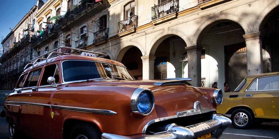 Authentic Cuba Caribbean Cruise Presentation
