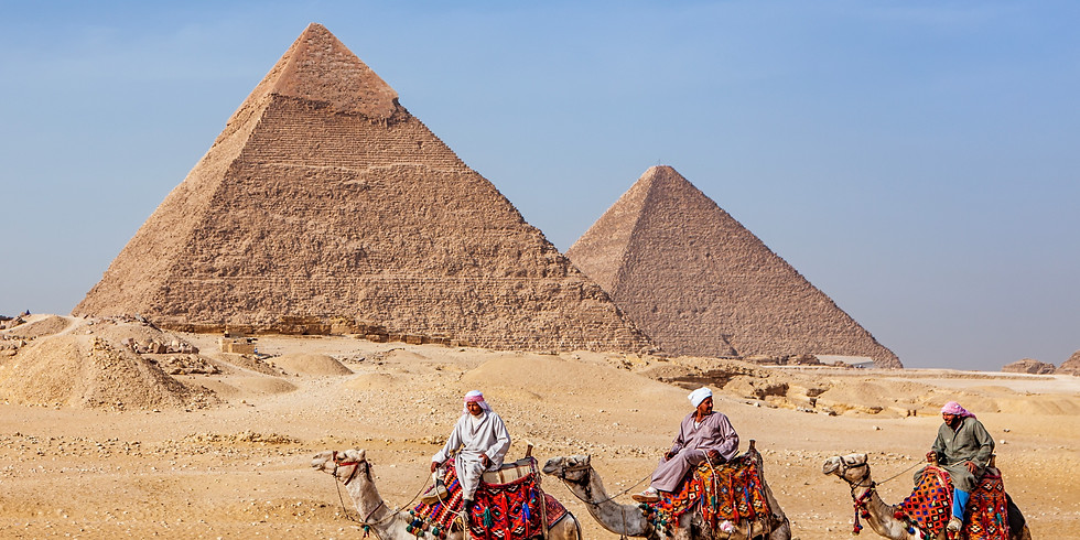 FREE Online Presentation: Deluxe Egypt Tour with Nile Cruise -November 12, 2 p.m.