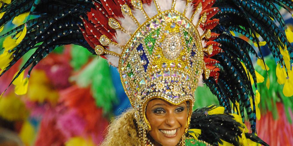Free  Presentation - September 19 2 p.m. Carnival in Rio Cruise