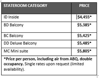 ALaska land cruise cabin rates.PNG