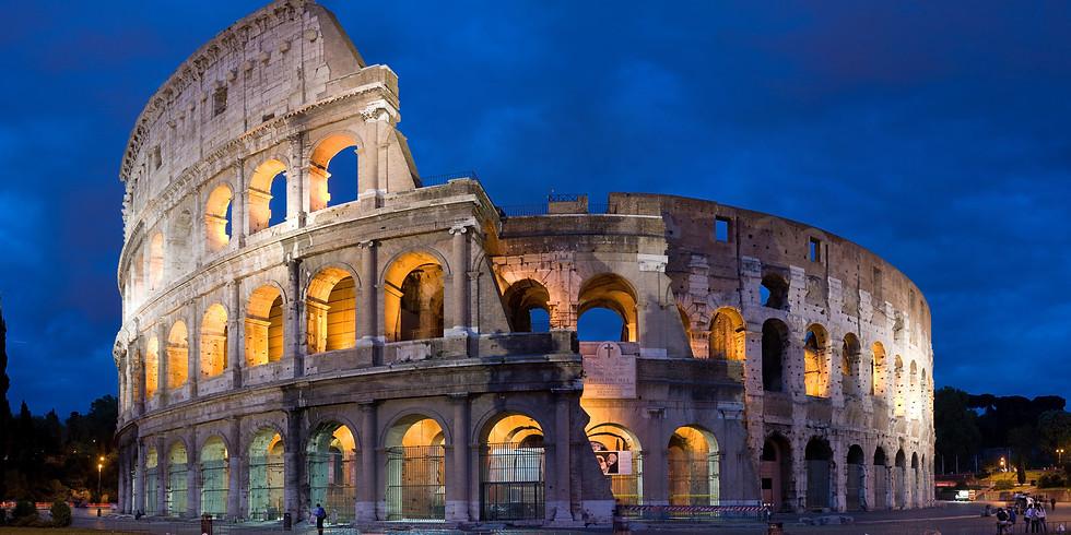 FREE online presentation: Italy - 2 Ways!  Thursday, September 30, 2 p.m.