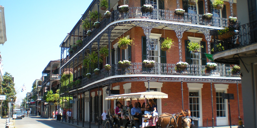 Free Presentation: New Orleans & Cajun Country