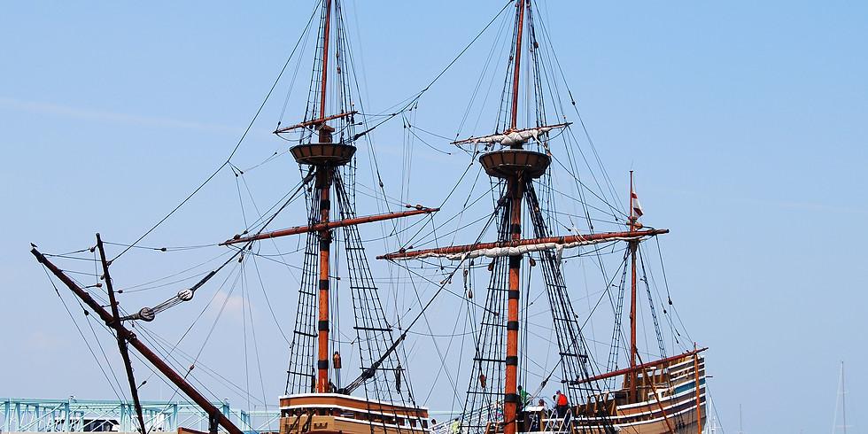 POSTPONED Boston & Mayflower Presentation