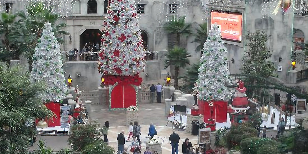 FREE Online Presentation: Holiday Tours from ABQ, Part 1 - July 8 2 p.m.