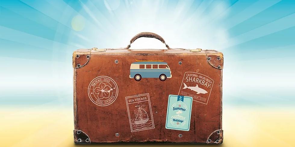 POSTPONED: Healthy Traveling Seminar