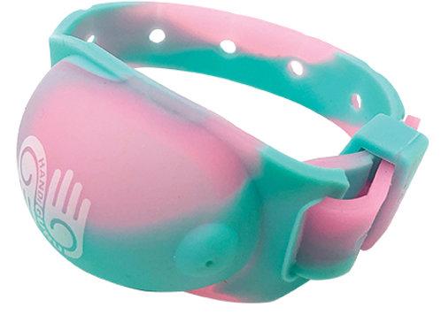 HandiGuru Refillable Hand Sanitizer Wristband