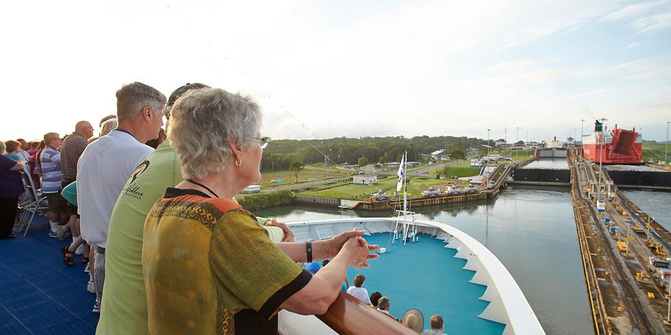 FREE Presentation: Panama Canal Cruise