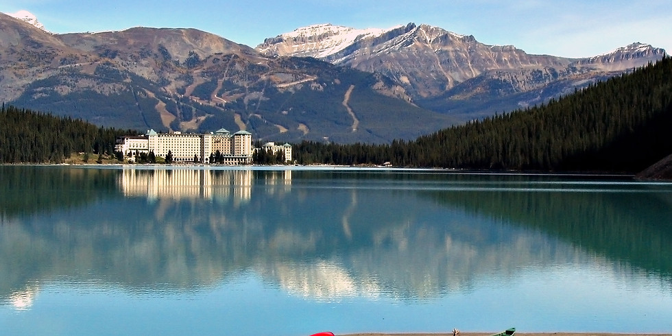 FREE Presentation: Canadian Rockies with Glacier Park - NEW 10:30 am session!