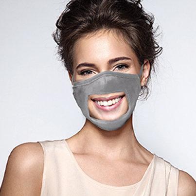 Zorbitz My Mask Clear Face Mask