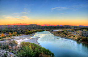 Big Bend NP (Overview of the Rio Grande