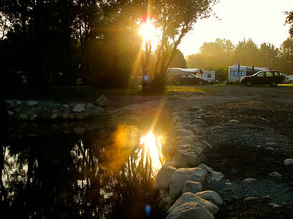 lough ree east camping and caravan park