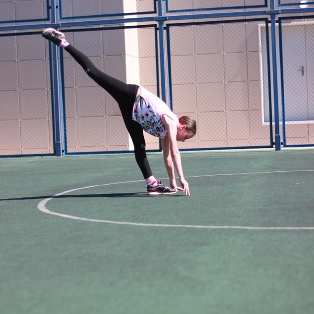 Беговые упражнения