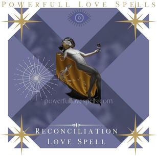 Reconciliation Love Spell