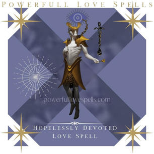 Hopelessly Devoted Love Spell