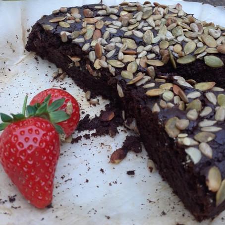 Cakes with Veg