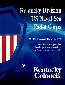 Kentucky Colonels Grant Presentation