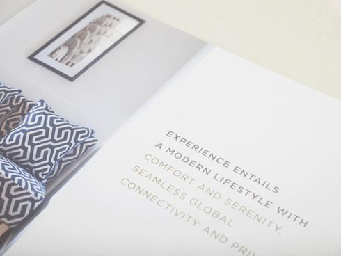 Art Direction & Brochure Design | Lanson Place