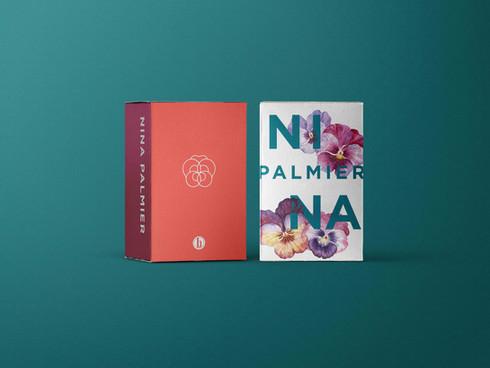 Branding | L'hotel Nina Palmier