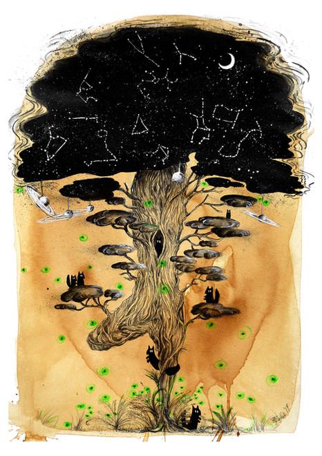 TREEE POSE