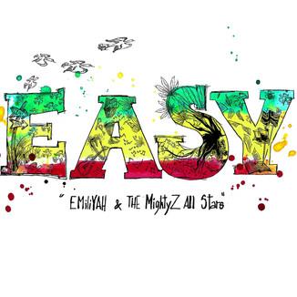 CD COVER - 'EASY'