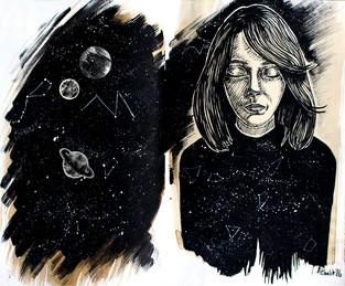 Cosmic self