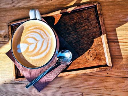 Kávu prosím ! ... 5 najlepších kaviarní v Prahe