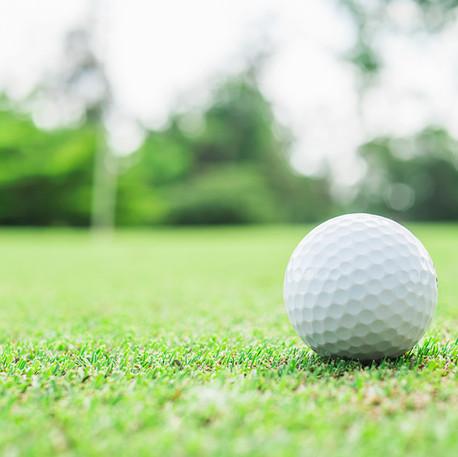 Tipos de pelotas de golf