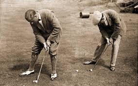 Origen del golf
