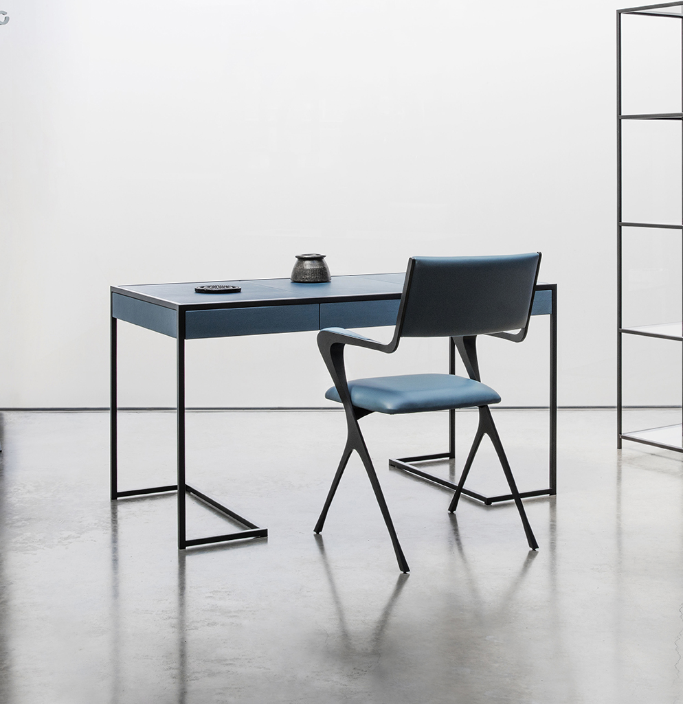 Siena desk and chair