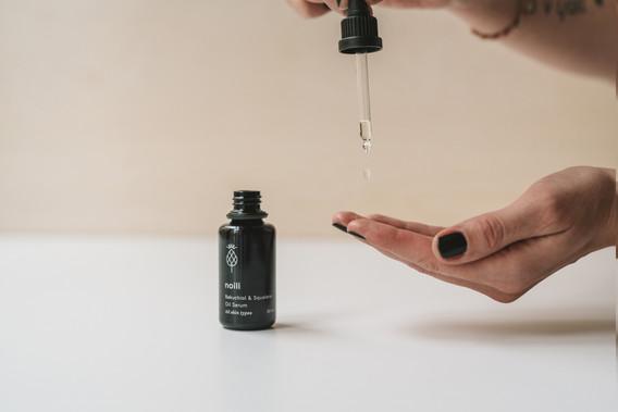 Bakuchiol& Squalane Oil Serum
