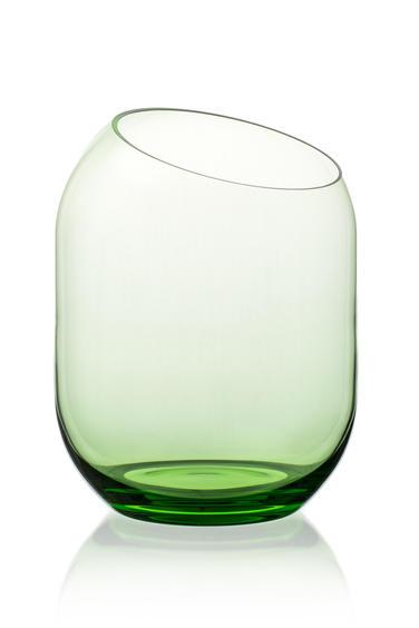 váza Bobuľka zelená