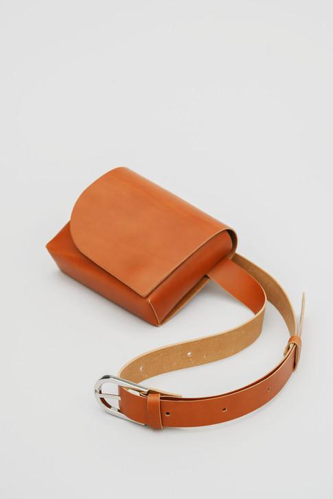 Mini Pocket Bag Terraccotta