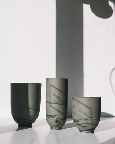 vázy Smoke