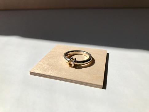 prsteň Hrkálka