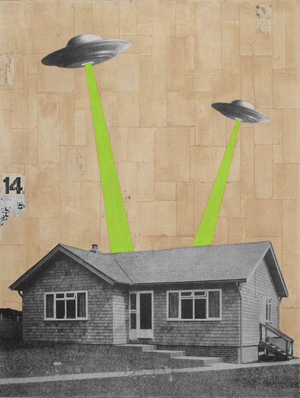 Say Hello to the Neighbours No.2 (2011)