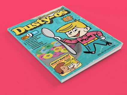 Interview in PLASTIKCOMB Magazine (US)