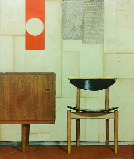 Danish Chair (2013)