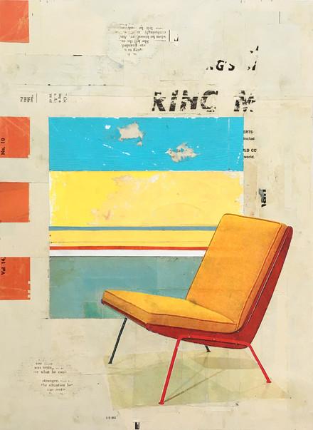 Yellow Chair (2018)