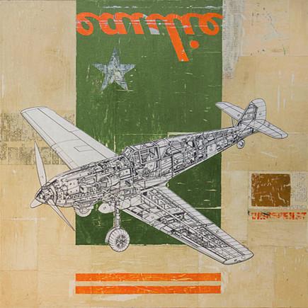 Model Airplane No.5 (2012)